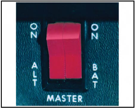 Master Switch on Low Battery Circuit